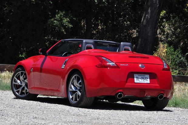 2014 Nissan 370Z Roadster: Real World Review featured image large thumb1