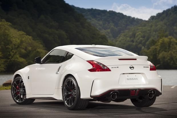 Marvelous 2015 Nissan 370Z: Used Car Review Featured Image Large Thumb2