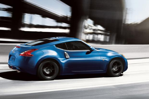 2015 Nissan 370z New Car Review Autotrader