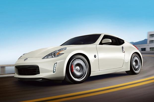 2016 Nissan 370Z: New Car Review featured image large thumb3