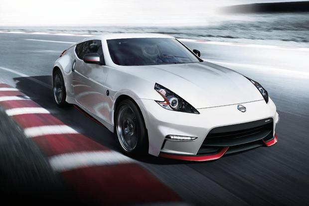 2017 Nissan 370Z: New Car Review - Autotrader