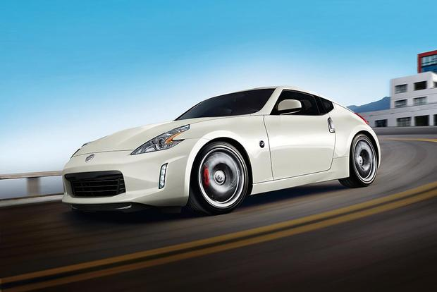 2017 Nissan 370Z: New Car Review featured image large thumb1