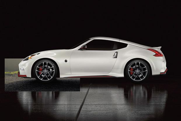 2017 Nissan 370Z: New Car Review featured image large thumb2