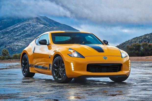 2018 Nissan 370Z: New Car Review featured image large thumb0