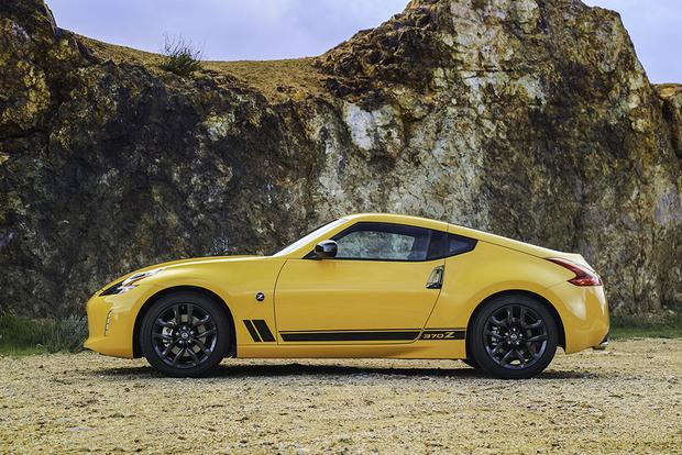 2018 Nissan 370Z: New Car Review featured image large thumb1