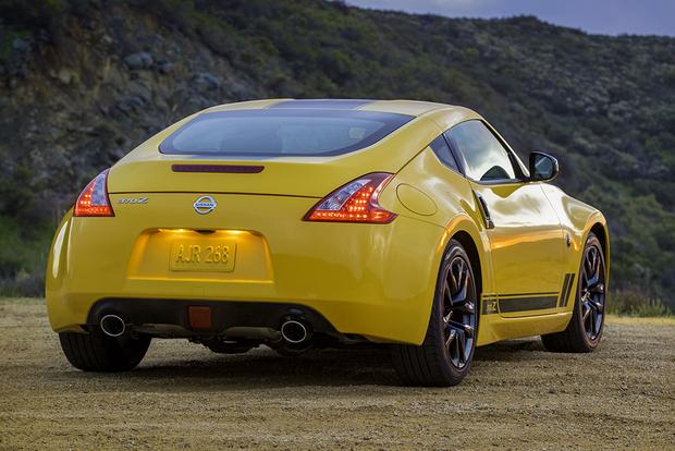 2018 Nissan 370Z: New Car Review featured image large thumb2