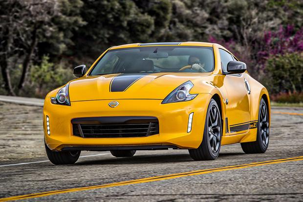 2018 Nissan 370Z: New Car Review featured image large thumb3