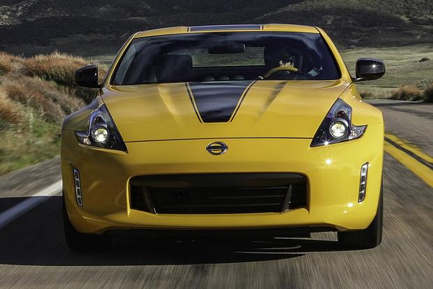 2018 Nissan 370Z: New Car Review featured image large thumb4