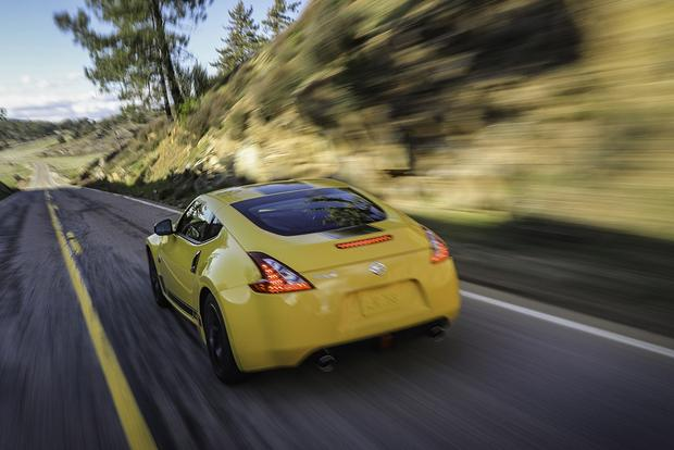 2018 Nissan 370Z: New Car Review featured image large thumb5