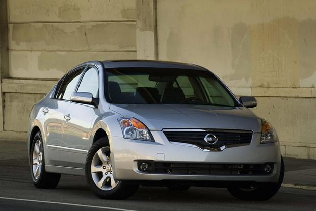 2007-2012 Nissan Altima: Used Car Review