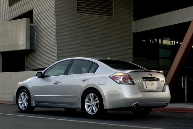 2007-2012 Nissan Altima: Used Car Review - Autotrader