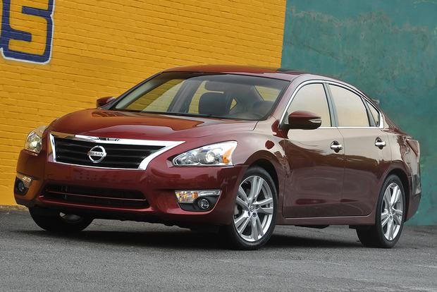 Superb 2013 Nissan Altima: Used Car Review Featured Image Large Thumb3