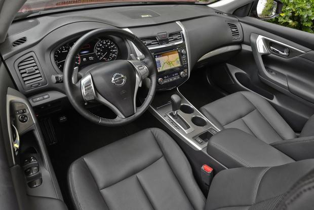 Nissan Altima Scale Model >> 2015 Nissan Altima: New Car Review - Autotrader