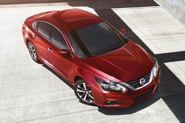 2016 Nissan Altima: New Car Review