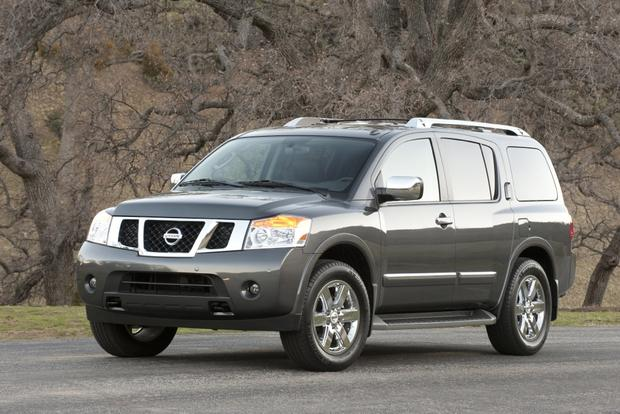 2013 Nissan Armada: New Car Review