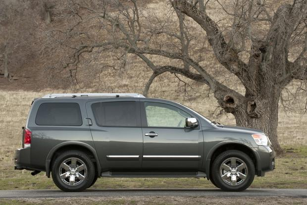 2013 Nissan Armada: OEM Image Gallery featured image large thumb2