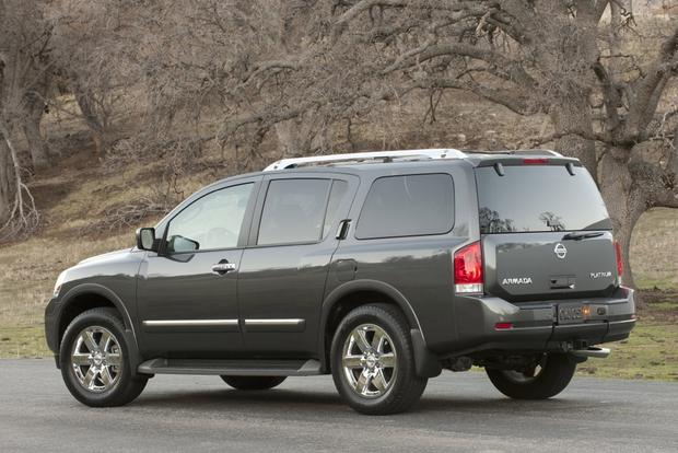 2013 Nissan Armada: OEM Image Gallery featured image large thumb3