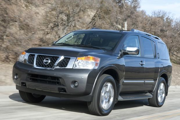 2013 Nissan Armada: OEM Image Gallery featured image large thumb4