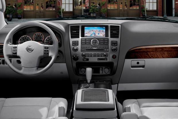 2013 Nissan Armada New Car Review Autotrader
