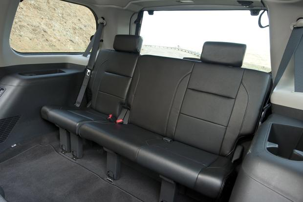 2013 Nissan Armada: OEM Image Gallery featured image large thumb8