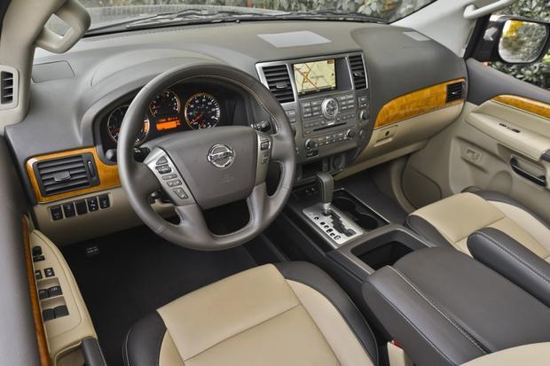 2014 Nissan Armada: New Car Review - Autotrader