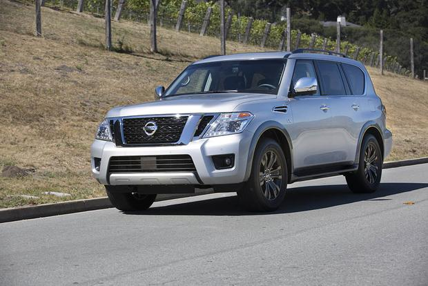 2017 Nissan Armada: First Drive Review featured image large thumb0