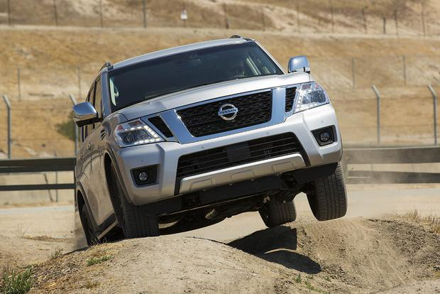 2017 Nissan Armada: New Car Review featured image large thumb4