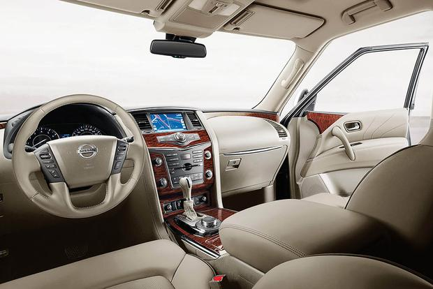2017 Nissan Armada: New Car Review featured image large thumb5