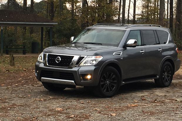 2017 Nissan Armada: Long-Term Wrap-Up