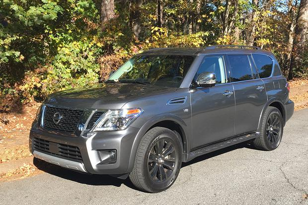 2017 Nissan Armada: I Broke the Power Rear Hatch featured image large thumb8
