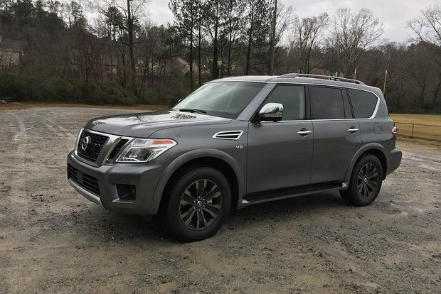 2017 Nissan Armada: Dogmatic featured image large thumb4