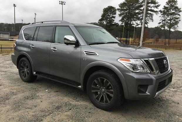 2017 Nissan Armada: Back in the Saddle
