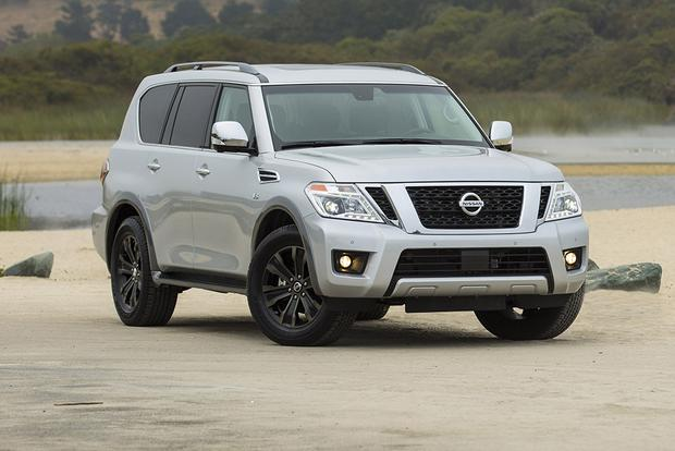 2017 Nissan Armada vs. 2017 Chevrolet Tahoe: Which Is Better? - Autotrader