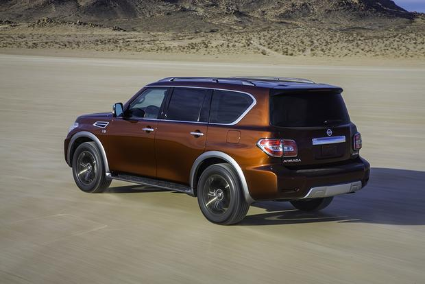 2017 Nissan Armada: New Car Review featured image large thumb9