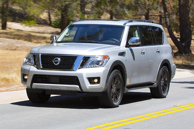 2017 Nissan Armada: New Car Review