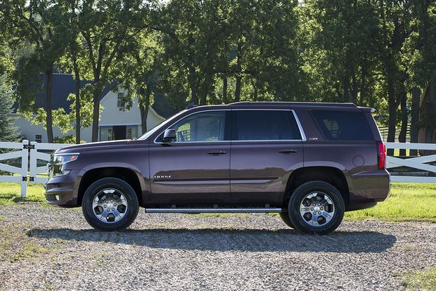 2017 Nissan Armada Vs Chevrolet Tahoe Which Is Better Featured Image Large