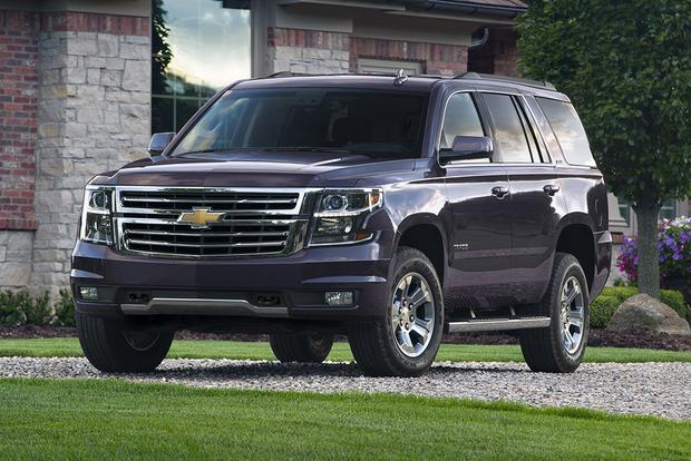2017 nissan armada vs  2017 chevrolet tahoe  which is better