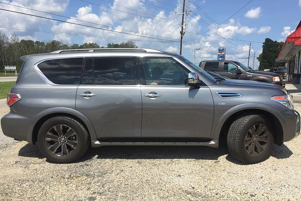 2017 Nissan Armada: Dogmatic featured image large thumb1