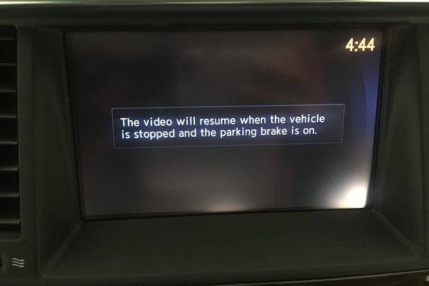 2017 Nissan Armada: Screen Time featured image large thumb1