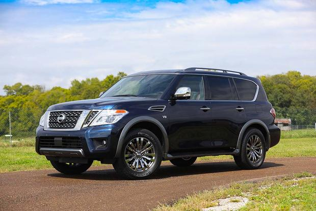 2018 Nissan Armada: New Car Review featured image large thumb0