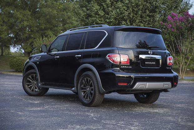 2018 Nissan Armada: Changes, Features, Price >> 2018 Nissan Armada New Car Review Autotrader