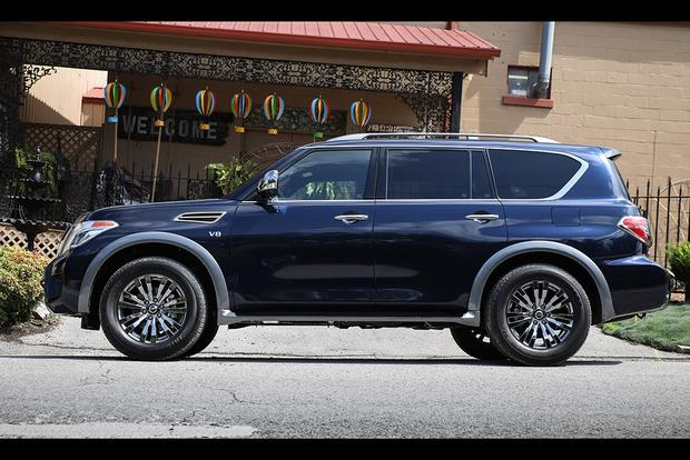 2018 Nissan Armada: New Car Review featured image large thumb3