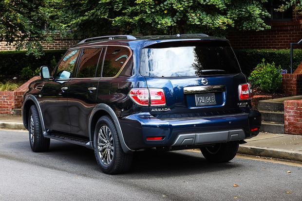 2018 Nissan Armada: New Car Review featured image large thumb5
