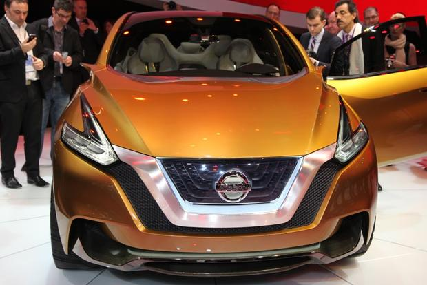 2014 Nissan Versa Note, Leaf, and Clues to a New Murano: Detroit Auto Show featured image large thumb15