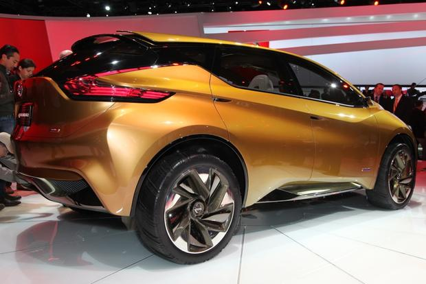 2014 Nissan Versa Note, Leaf, and Clues to a New Murano: Detroit Auto Show featured image large thumb17