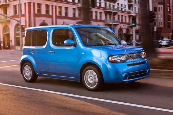 2013 Nissan Cube: New Car Review featured image large thumb2