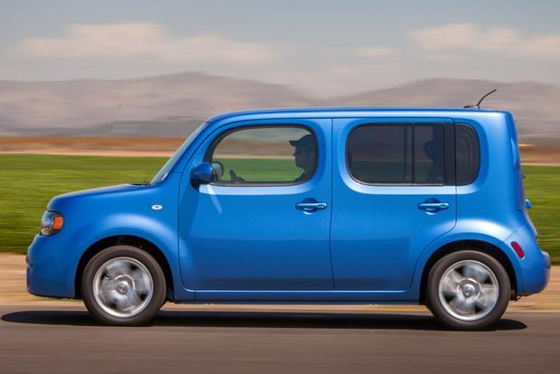 2014 Nissan Cube: New Car Review - Autotrader