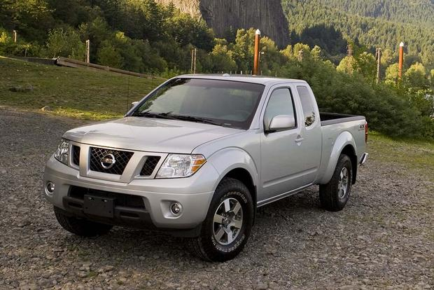 2011 Nissan Frontier: Used Car Review featured image large thumb2