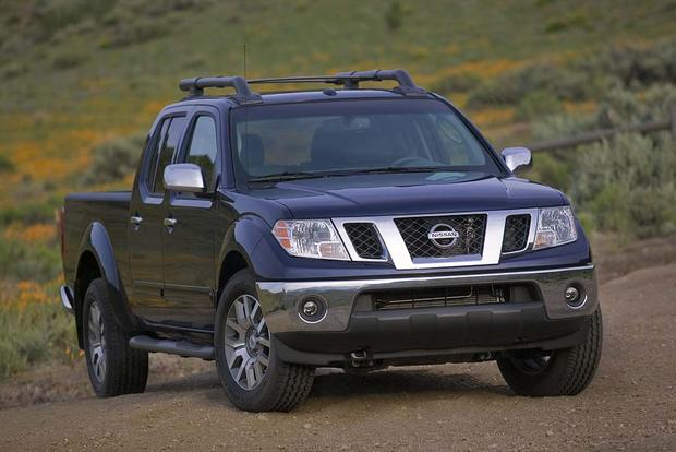 2011 Nissan Frontier: Used Car Review featured image large thumb7