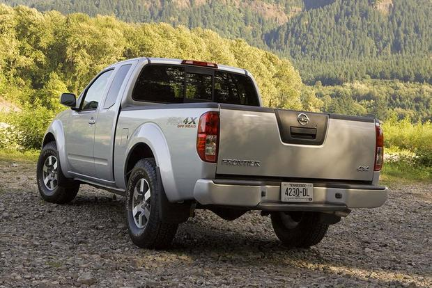 2011 Nissan Frontier: Used Car Review featured image large thumb3